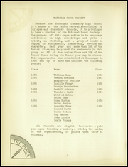 Page 12, 1937 Edition, Hononegah High School - Mack Yearbook (Rockton, IL) online yearbook collection