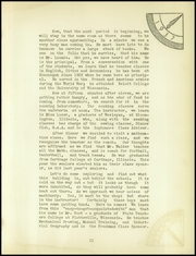 Page 15, 1937 Edition, Hononegah High School - Mack Yearbook (Rockton, IL) online yearbook collection