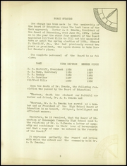 Page 9, 1937 Edition, Hononegah High School - Mack Yearbook (Rockton, IL) online yearbook collection