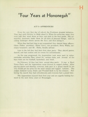 Page 13, 1940 Edition, Hononegah High School - Mack Yearbook (Rockton, IL) online yearbook collection