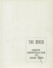 Page 5, 1942 Edition, Hononegah High School - Mack Yearbook (Rockton, IL) online yearbook collection