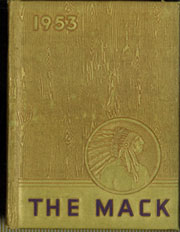 1953 Edition, Hononegah High School - Mack Yearbook (Rockton, IL)