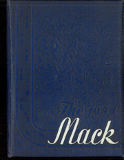 1954 Edition, Hononegah High School - Mack Yearbook (Rockton, IL)