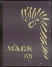Page 1, 1965 Edition, Hononegah High School - Mack Yearbook (Rockton, IL) online yearbook collection