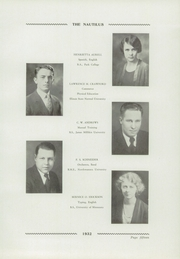Page 17, 1932 Edition, Libertyville High School - Nautilus Yearbook (Libertyville, IL) online yearbook collection