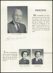 Page 11, 1951 Edition, Libertyville High School - Nautilus Yearbook (Libertyville, IL) online yearbook collection