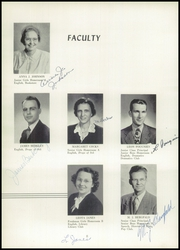 Page 12, 1951 Edition, Libertyville High School - Nautilus Yearbook (Libertyville, IL) online yearbook collection