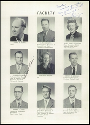 Page 15, 1951 Edition, Libertyville High School - Nautilus Yearbook (Libertyville, IL) online yearbook collection