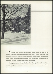 Page 8, 1951 Edition, Libertyville High School - Nautilus Yearbook (Libertyville, IL) online yearbook collection