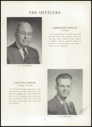 Page 13, 1952 Edition, Libertyville High School - Nautilus Yearbook (Libertyville, IL) online yearbook collection