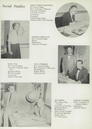 Page 15, 1958 Edition, Libertyville High School - Nautilus Yearbook (Libertyville, IL) online yearbook collection
