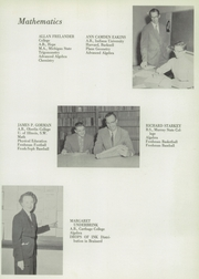 Page 17, 1958 Edition, Libertyville High School - Nautilus Yearbook (Libertyville, IL) online yearbook collection