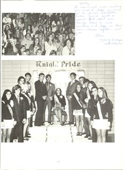 Page 17, 1972 Edition, West Leyden High School - Shield Yearbook (Northlake, IL) online yearbook collection