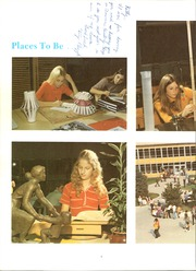 Page 8, 1972 Edition, West Leyden High School - Shield Yearbook (Northlake, IL) online yearbook collection