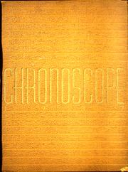 Thornton Fractional North High School - Chronoscope Yearbook (Calumet City, IL) online yearbook collection, 1937 Edition, Page 1