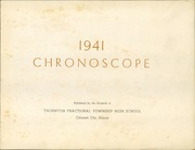 Page 5, 1941 Edition, Thornton Fractional North High School - Chronoscope Yearbook (Calumet City, IL) online yearbook collection