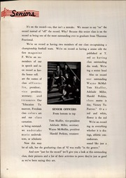 Page 14, 1942 Edition, Thornton Fractional North High School - Chronoscope Yearbook (Calumet City, IL) online yearbook collection