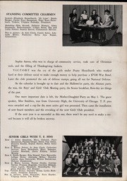 Page 51, 1942 Edition, Thornton Fractional North High School - Chronoscope Yearbook (Calumet City, IL) online yearbook collection