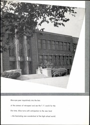 Page 9, 1951 Edition, Thornton Fractional North High School - Chronoscope Yearbook (Calumet City, IL) online yearbook collection