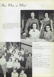 Page 13, 1955 Edition, Thornton Fractional North High School - Chronoscope Yearbook (Calumet City, IL) online yearbook collection