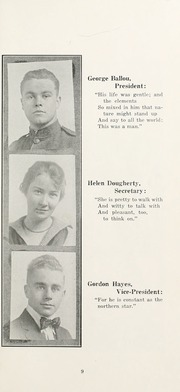 Page 15, 1918 Edition, San Jose High School - Bell Yearbook (San Jose, CA) online yearbook collection
