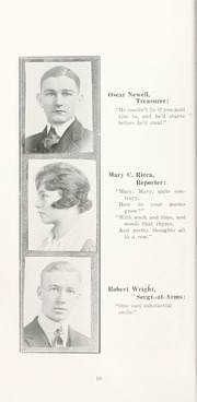 Page 16, 1918 Edition, San Jose High School - Bell Yearbook (San Jose, CA) online yearbook collection