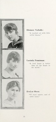 Page 17, 1918 Edition, San Jose High School - Bell Yearbook (San Jose, CA) online yearbook collection