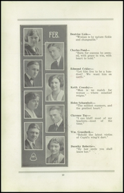 Page 12, 1922 Edition, San Jose High School - Bell Yearbook (San Jose, CA) online yearbook collection