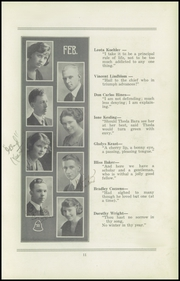 Page 13, 1922 Edition, San Jose High School - Bell Yearbook (San Jose, CA) online yearbook collection