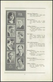 Page 15, 1922 Edition, San Jose High School - Bell Yearbook (San Jose, CA) online yearbook collection