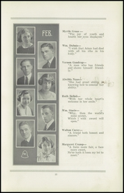 Page 17, 1922 Edition, San Jose High School - Bell Yearbook (San Jose, CA) online yearbook collection