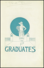 Page 9, 1922 Edition, San Jose High School - Bell Yearbook (San Jose, CA) online yearbook collection