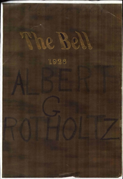 Page 1, 1926 Edition, San Jose High School - Bell Yearbook (San Jose, CA) online yearbook collection