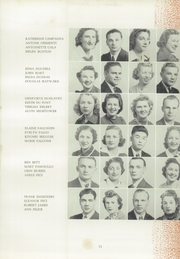 Page 29, 1939 Edition, San Jose High School - Bell Yearbook (San Jose, CA) online yearbook collection