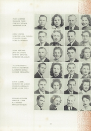 Page 31, 1939 Edition, San Jose High School - Bell Yearbook (San Jose, CA) online yearbook collection