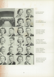 Page 34, 1939 Edition, San Jose High School - Bell Yearbook (San Jose, CA) online yearbook collection