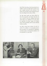 Page 13, 1941 Edition, San Jose High School - Bell Yearbook (San Jose, CA) online yearbook collection