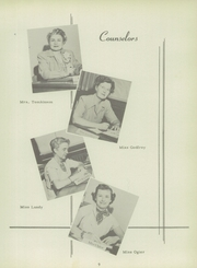 Page 13, 1951 Edition, San Jose High School - Bell Yearbook (San Jose, CA) online yearbook collection