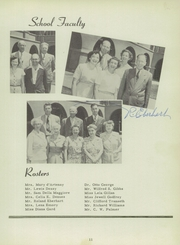 Page 15, 1951 Edition, San Jose High School - Bell Yearbook (San Jose, CA) online yearbook collection