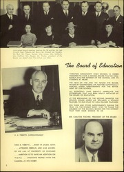Page 10, 1941 Edition, Wheaton Community High School - Wecomi Yearbook (Wheaton, IL) online yearbook collection