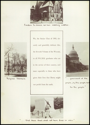 Page 8, 1943 Edition, Wheaton Community High School - Wecomi Yearbook (Wheaton, IL) online yearbook collection