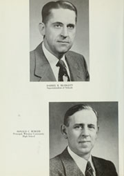 Page 10, 1956 Edition, Wheaton Community High School - Wecomi Yearbook (Wheaton, IL) online yearbook collection