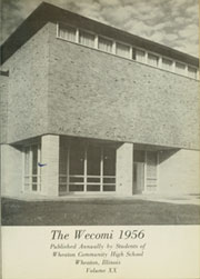 Page 5, 1956 Edition, Wheaton Community High School - Wecomi Yearbook (Wheaton, IL) online yearbook collection