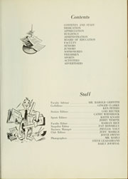 Page 7, 1956 Edition, Wheaton Community High School - Wecomi Yearbook (Wheaton, IL) online yearbook collection