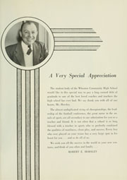 Page 9, 1956 Edition, Wheaton Community High School - Wecomi Yearbook (Wheaton, IL) online yearbook collection