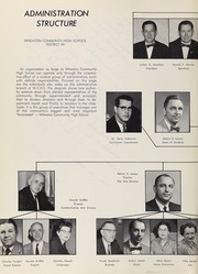 Page 12, 1961 Edition, Wheaton Community High School - Wecomi Yearbook (Wheaton, IL) online yearbook collection