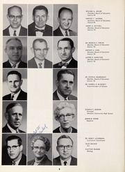 Page 12, 1962 Edition, Wheaton Community High School - Wecomi Yearbook (Wheaton, IL) online yearbook collection