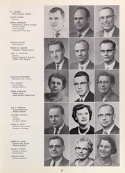 Page 17, 1962 Edition, Wheaton Community High School - Wecomi Yearbook (Wheaton, IL) online yearbook collection