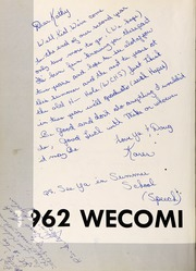 Page 6, 1962 Edition, Wheaton Community High School - Wecomi Yearbook (Wheaton, IL) online yearbook collection