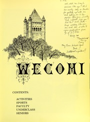 Page 5, 1972 Edition, Wheaton Community High School - Wecomi Yearbook (Wheaton, IL) online yearbook collection